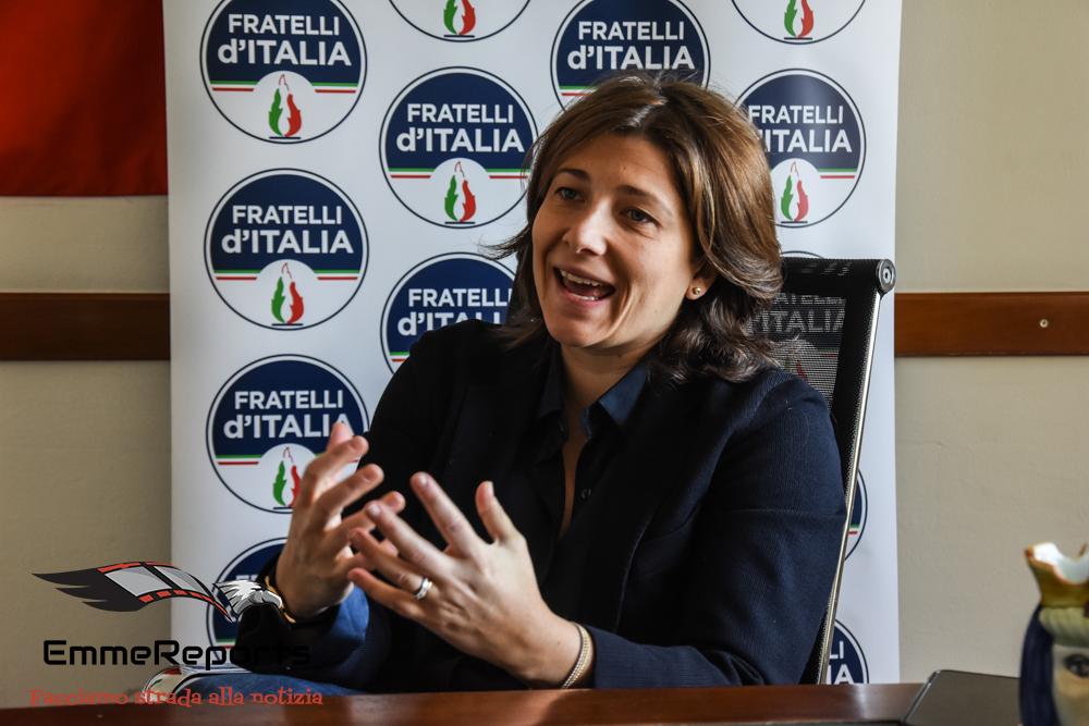 Intervista a Maria Carolina Varchi