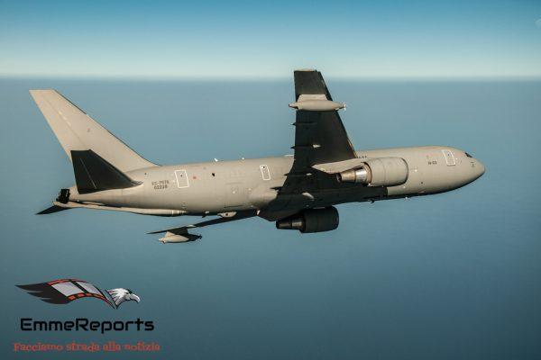 L'Aeronautica Militare rimpatria una suora malata dalla Repubblica Democratica del Congo