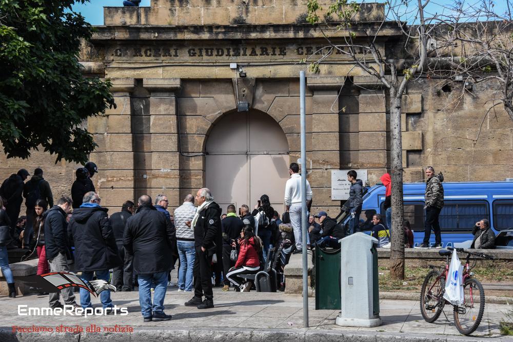 protesta carceri e richiesta amnistia