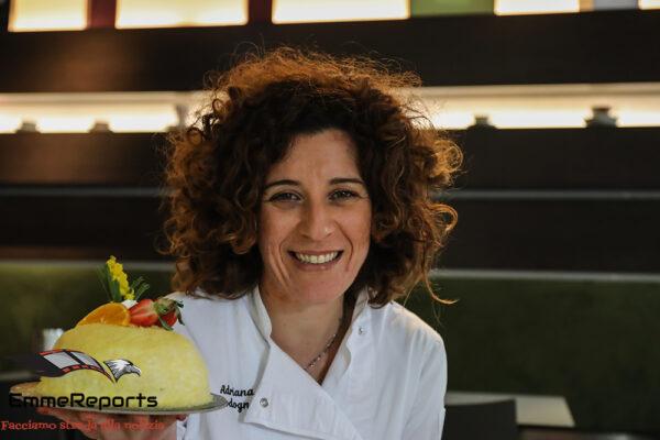 Adriana Codogno, la Star della pasticceria palermitana