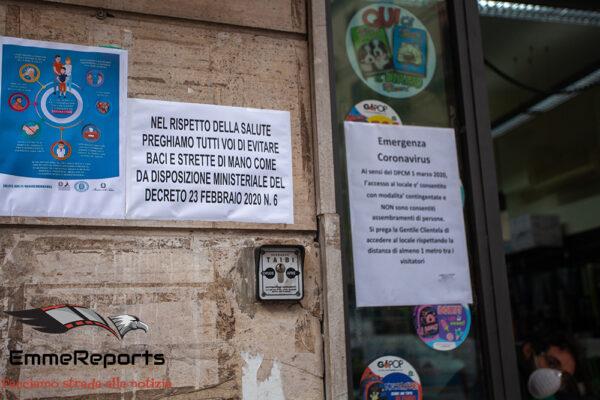 """Coronavirus, Palermo """"città protetta"""""""