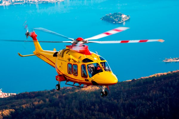 Il Trauma Hawk di Palm Beach ordina due eliambulanze AW169 a Leonardo