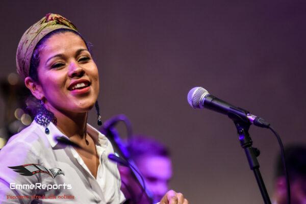 """Jerusa Barros: """"Non si può vivere senza musica"""""""