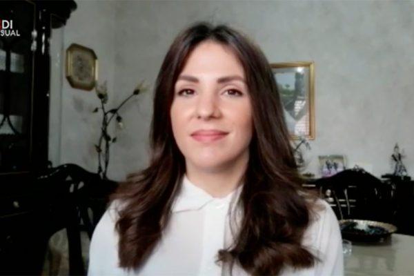 """L'intervista/ Aurora Padalino: """"la gente ne uscirà migliore"""""""