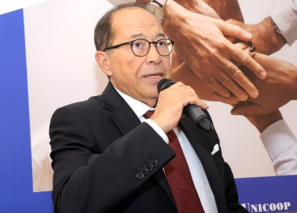 elice coppolino presidente unicoop sicilia