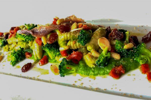"""Cucina, lo chef Maurizio Urso presenta la sua """"Pasta ro' malu tempu"""""""