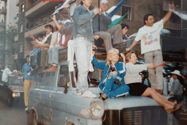 """Amarcord, 10 maggio 1987: """"Il Napoli è Campione d'Italia"""""""