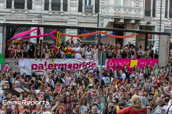 """Palermo Pride 2020: """"Il corteo non verrà cancellato, lo faremo in autunno"""""""