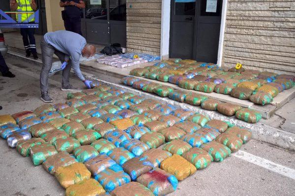 DIA e Autorità Albanesi insieme contro il traffico internazionale di droga