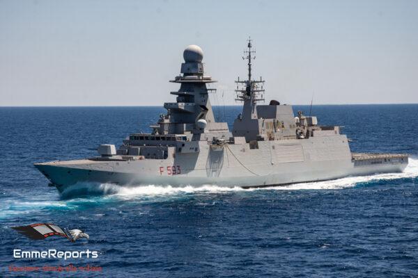 L'Italia vende le ultime FREMM all'Egitto per la Festa della Marina