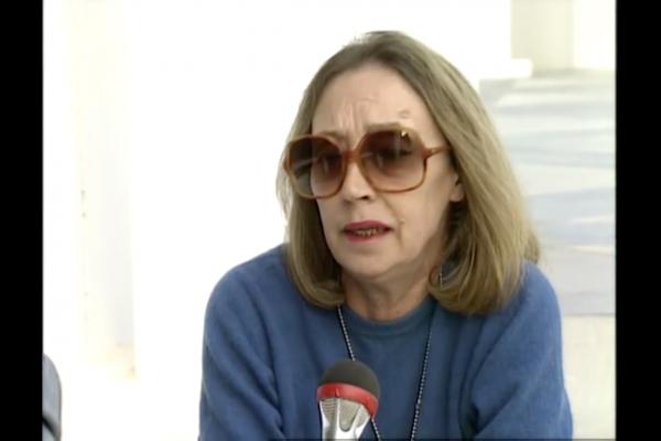 """Oriana Fallaci: """"Vi sono momenti, nella Vita, in cui tacere diventa una colpa e parlare diventa un obbligo"""""""