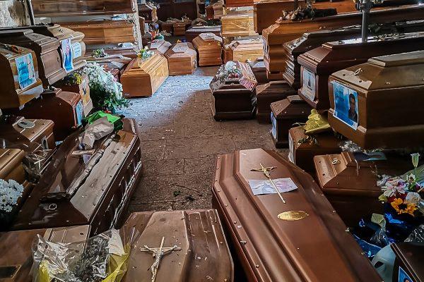 Cimitero dei Rotoli, scontro tra Sinistra Comune e Avanti Insieme sui poteri ad Orlando