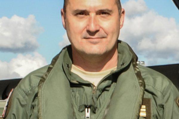 """Tenente Colonnello Stefano Centioni: """"Ritengo che il T-346 di Leonardo sia al momento il miglior addestratore a livello internazionale"""""""