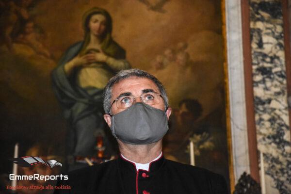 """Arcivescovo Lorefice: """"Rosalia ci chiede di continuare ad amare questa città, con i fatti e non con le parole"""""""