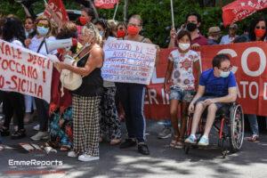 SLAI COBAS di nuovo in strada per garantire l'assistenza agli alunni  disabili