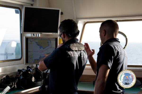 Mare Artico, Nave Alliance della Marina Militare inizia la campagna High North20
