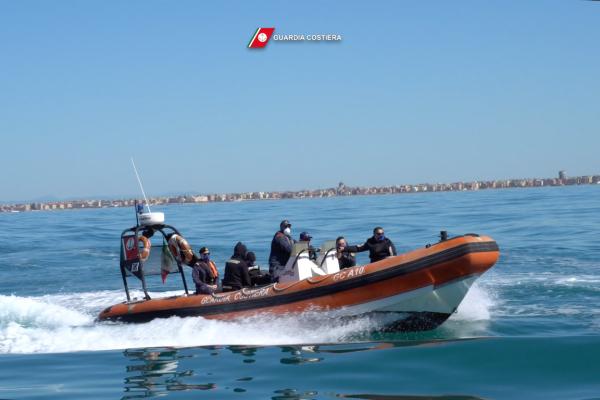 Guardia Costiera: conclusa l'Operazione Mare Sicuro 2020