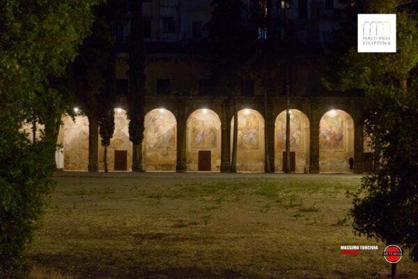 La Notte di San Lorenzo a Villa Filippina