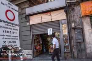 Mobilità a Palermo, dal 3 agosto riparte la ZTL