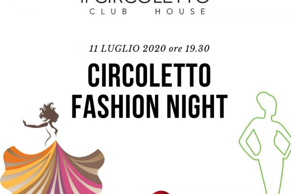 Circoletto Fashion Night: torna la grande moda a Palermo