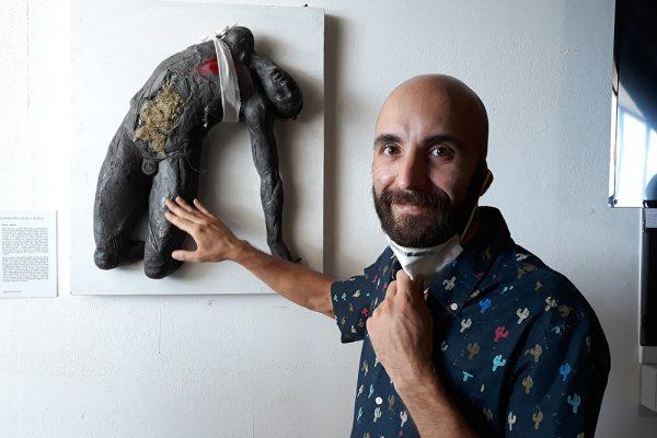 BIAS 2020, incontro con l'artista: Alberto Criscione