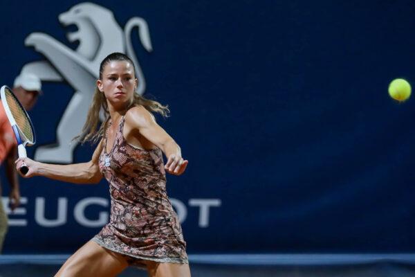31° Palermo Ladies Open, Camila Giorgi batte in 3 set Dayana Yastremska