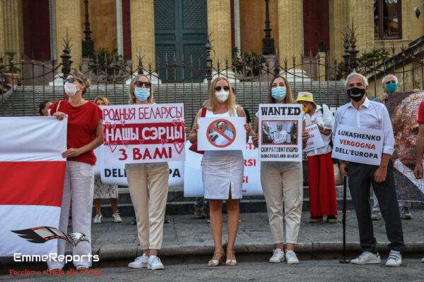 """Olga Prokhorova: """"Nessuno può rimanere indifferente al dolore e al grido di giustizia del popolo in Bielorussia"""""""