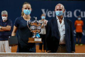 31° Palermo Ladies Open, Fiona Ferro vince il torneo