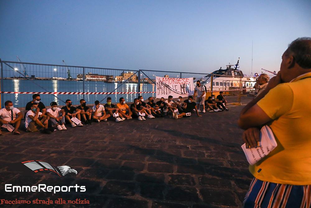 Stop Invasione - Porto Empedocle