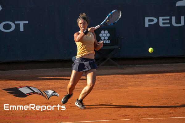 31° Palermo Ladies Open, Sara Errani vince dopo 2 ore e 57 minuti