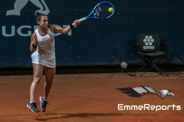 31° Palermo Ladies Open, a Martina Trevisan il derby delle qualificazioni