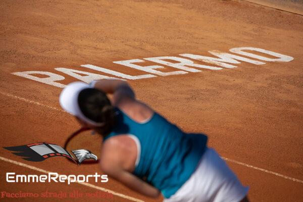 31° Palermo Ladies Open, positiva al Covid19 una tennista