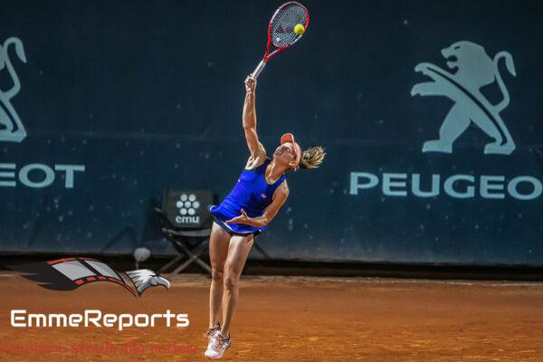 31° Palermo Ladies Open, Fiona Ferro raggiunge Anett Kontaveit in finale