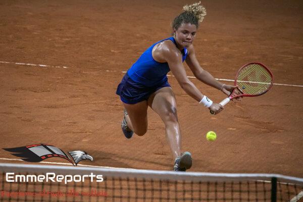 31°  Palermo Ladies Open, Jasmine Paolini supera il turno