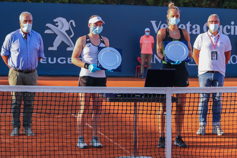 31° Palermo Ladies Open, Arantxa Rus e Tamara Zidansek vincono nel doppio
