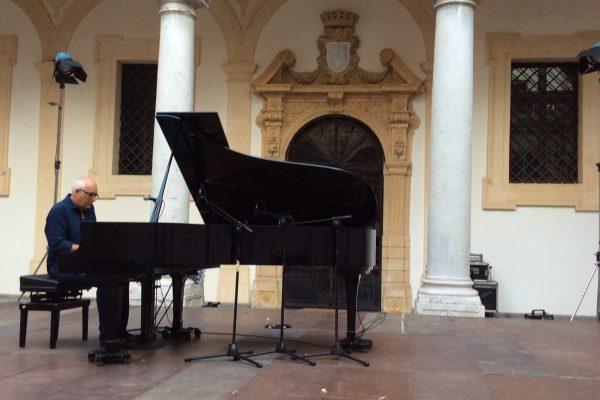 """""""Spasimo 2020 – Musiche di una nuova alba"""", Diego Spitaleri in concerto con Piano Recital"""