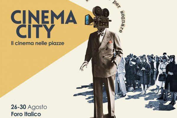 Cinema City, il festival del cinema nelle piazze di Palermo
