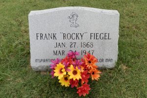 """Frank """"Rocky"""" Fiegel: il vero Braccio di Ferro"""
