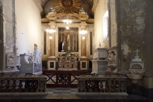 La Chiesa di San Domenico accoglierà le spoglie di Sebastiano Tusa