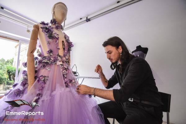 """Davorin Cordone: """"La moda è linguaggio, testo e soprattutto bellezza"""""""