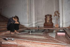 "One Voice Palermo: ""Tokonoma"" di Andrea Kantos a Palazzo Sant'Elia"
