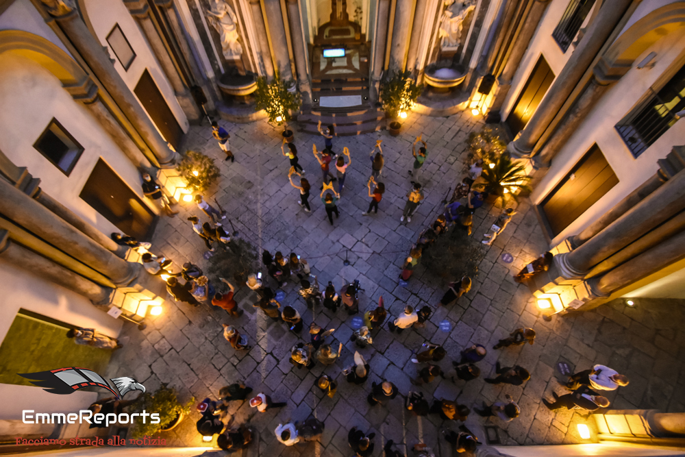 Palazzo Sant'Elia: One Voice a Palermo fino al 30 Settembre 2020