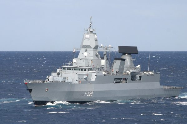 Operazione Irini blocca nave sospetta diretta in Libia
