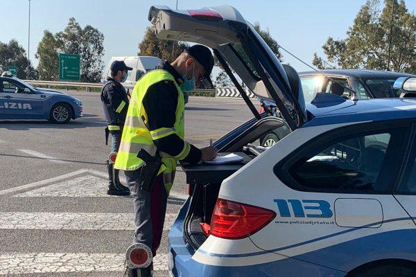 La Polizia Stradale mette in strada la campagna europea Focus on The Road
