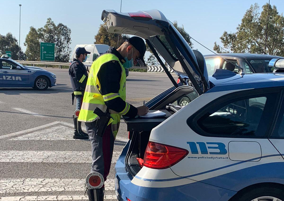 La Polizia Stradale mette in strada la campagna europea Focus on The Road