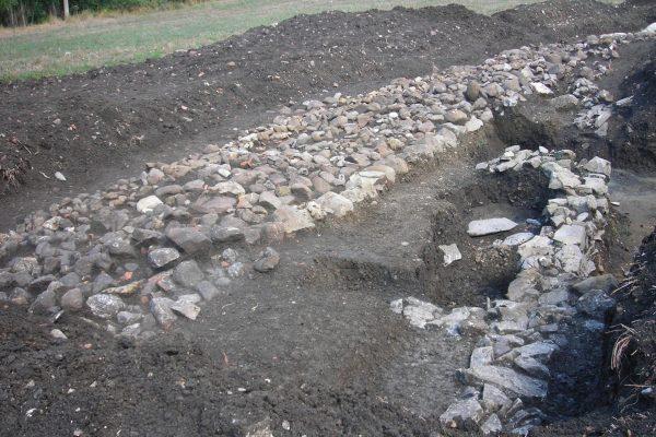 Scoperta una strada romana a Caltavuturo