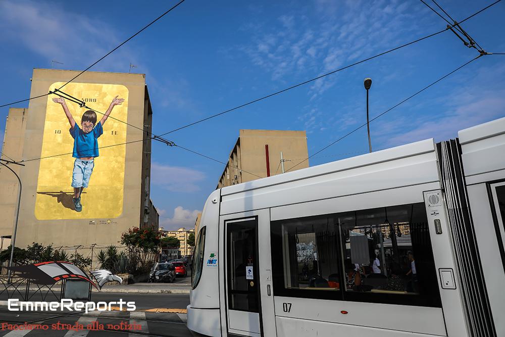 Da oggi One Voice a Palermo, la Street Art di Igor Scalisi Palminteri allo Sperone