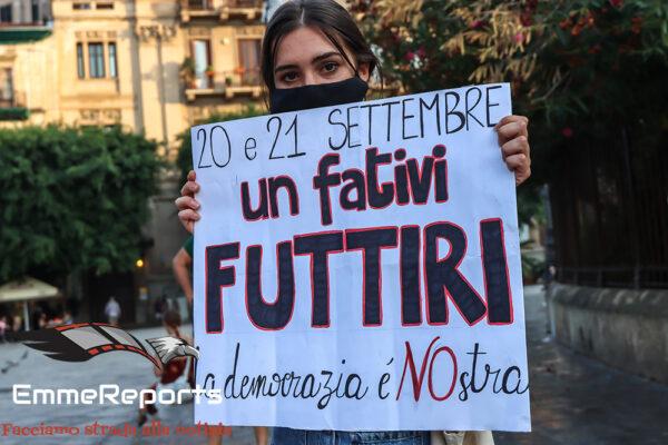 Referendum, in piazza il fronte del NO al taglio dei parlamentari