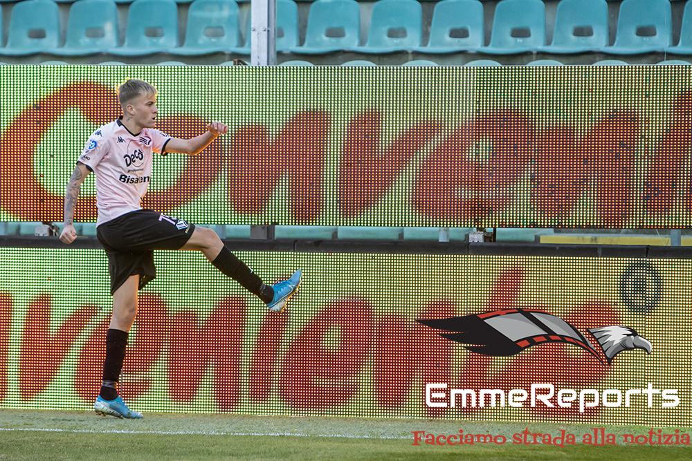 """Mattia Felici: """"Grazie Lecce per la fiducia, vi ripagherò sul campo"""""""