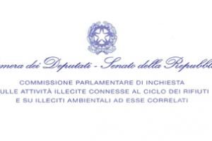 Ciclo dei rifiuti: missione della commissione parlamentare d'inchiesta sulle attività illecite